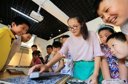 Students Learn Various Skills During Summer Vacation Across